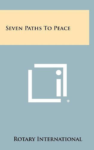 Seven Paths to Peace