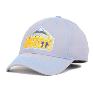 058d01059e7 Image Unavailable. Image not available for. Color  adidas Denver Nuggets  Primary Grey Flex Cap