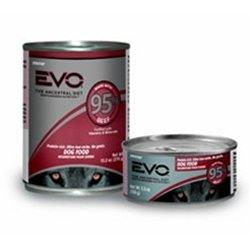 EVO 95% Beef Canned Dog Food – 12×13.2 oz, My Pet Supplies