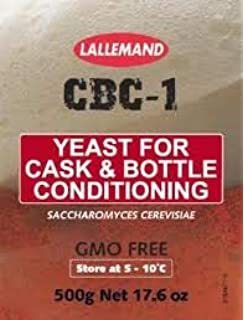 Lallemand CBC-1 Cask and Bottle Conditioning Yeast (11 GRAM)