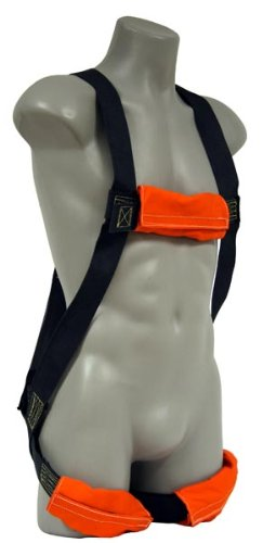 31eFwxBz4aL full body harness arc flash kevlar webbing, die electric back d ring