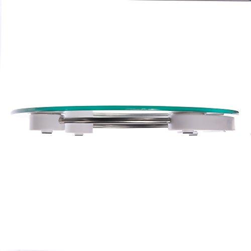 Precision Digital Bath Scale (396 Lbs Edition) - By Azorro - High Accuracy Premium Body Weight Scale by Azorro (Image #4)