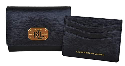 Lauren-Ralph-Lauren2IN1-Wallet-black