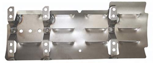 Moroso 22943 Windage Tray GM LS-Series with ARP Main Cap Studs Louvered Rear Sum - Tray Windage Louvered Moroso