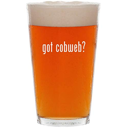 got cobweb? - 16oz Pint Beer -