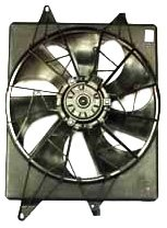 TYC 620950 Ford/Mercury Replacement Radiator/Condenser Cooling Fan Assembly (Ford Thunderbird Radiator Fan)