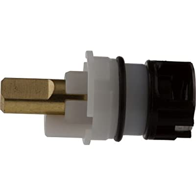 Delta RP24096 Stem Unit Assembly with Brass Stem and Stainless Steel Retaining P,