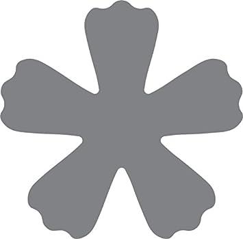 Acciaio di qualit/à//Plastica Per mancini e destrorsi Fiskars Perforatore squeeze Bianco//Arancione L /Ø 3,8 cm Cuore 1004740