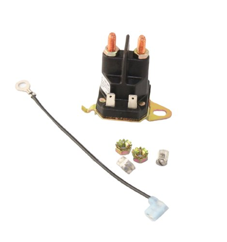Husqvarna 532146154 Replacement Solenoid For Husqvarna/Poulan/Roper/Craftsman/Weed - Lawn And Garden Tractor Parts