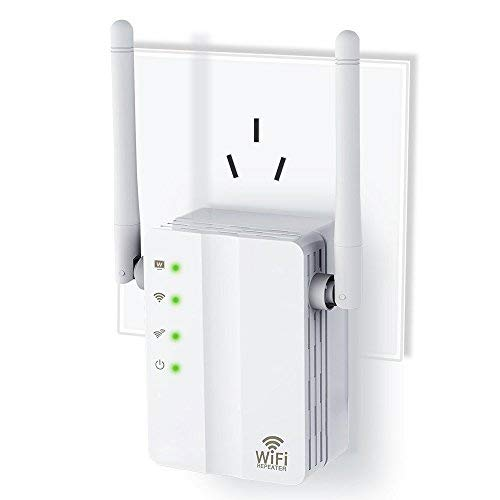 FAST-KING Wireless-n Router Mini 300M Wifi Extender 2.4G Wifi Repeater WiFi Signal Booster Ap with Ethernet Port and WPS...