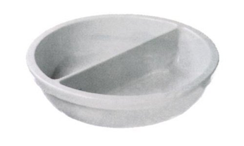 Insert 2 Sections For Chafing Dishes Porcelain