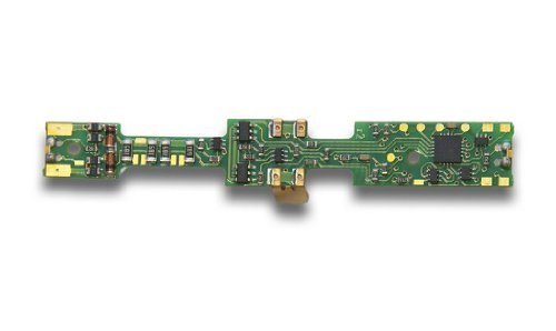Digitrax DGTDN163K1C N DCC Decoder, Kato SD70ACE/SD40-2 6-Function 1A