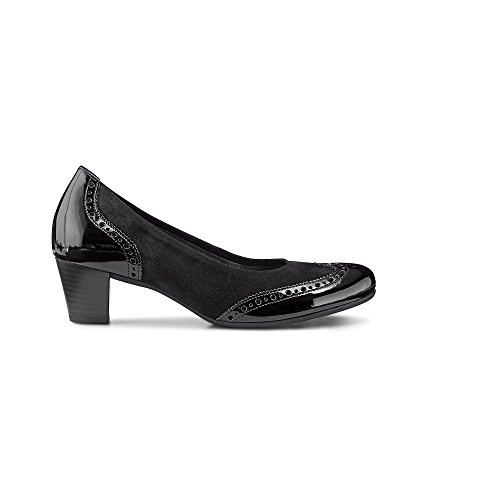 Negros 47 Corte Mujer Gabor De Zapatos 76 182 R0TqzFw