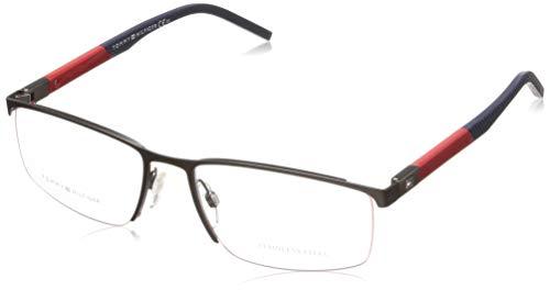 Sunglasses Tommy Hilfiger Th 1640 0R80 Semi Matte Dark Ruthenium