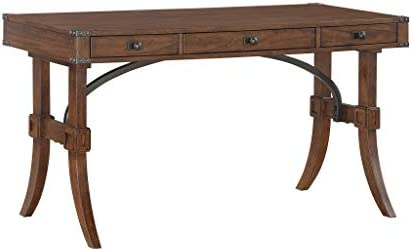 Homelegance 55 x 24 Writing Desk, Cherry