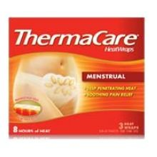 ThermaCare Menstrual Heatwrap - 3 box per pack -- 8 packs per case. by ThermaCare