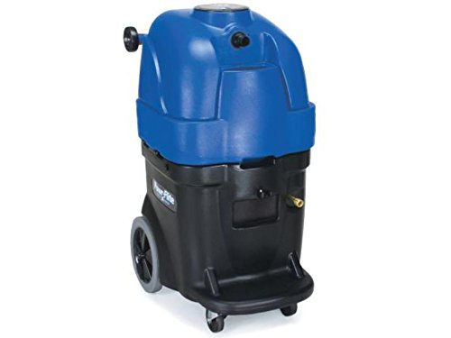 Powr-Flite PFX1380E Hot Water Carpet Extractor, 13 gal Capacity, 100 psi