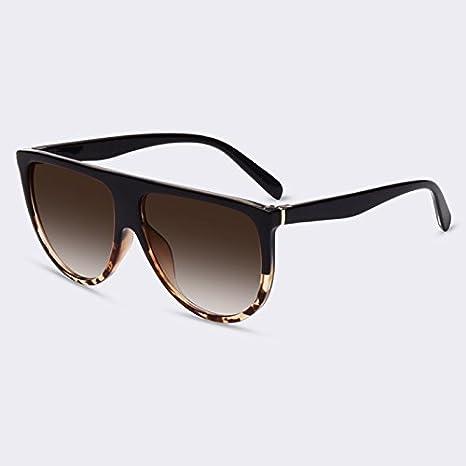 TIANLIANG04 Moda Occhiali Da Sole Donne di Lusso occhiali da Sole Gradiente Femmina Occhiali Per Le Signore UV400,C03