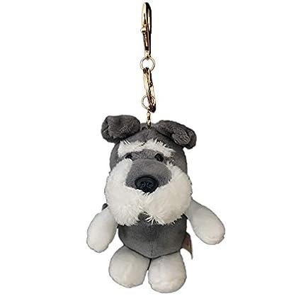 Amazon com: Animal Plush Keychain Toy Cute Cartoon Animal