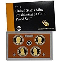 2010 2011 2012 P+D Presidential Dollar Mint Roll Set ~ No Proof S