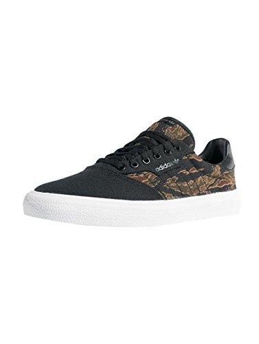 Zapatillas Adidas de Negro Negbás 000 Unisex 3mc Marrón Skateboarding Carnoc Adulto qqTrfn57