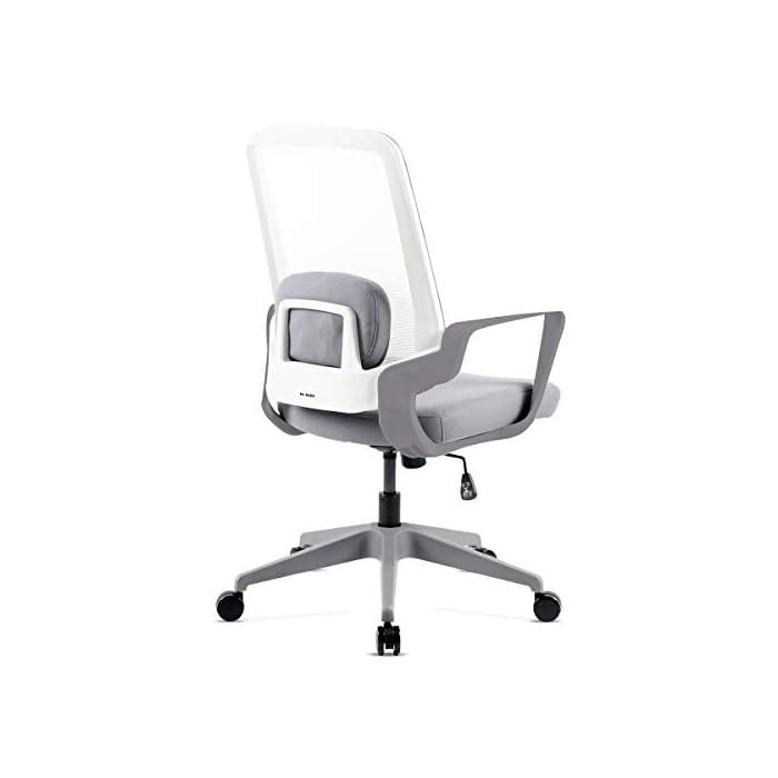 31eGKnISttL Respaldo ergonómico y cojín incluido Pistón de gas que permite regular la altura del asiento Fácil y sencillo montaje