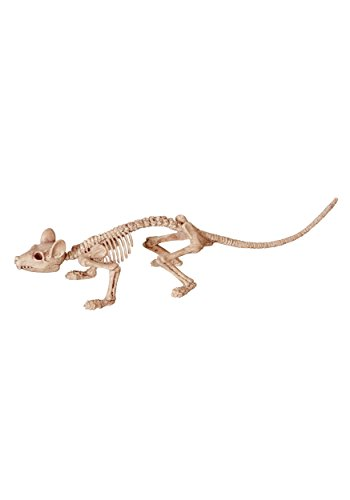 Crazy Bonez Mini Skeleton Rat]()