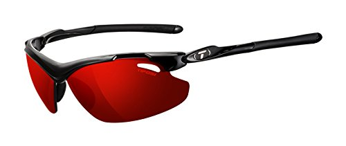Tifosi Tyrant 2.0 1120200224 Dual Lens Sunglasses,Gloss Black,68 - Budget Best For Sunglasses Men