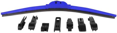 1 Pack Pilot Automotive WBC-20B Blue 20-Inch Wiper Blade