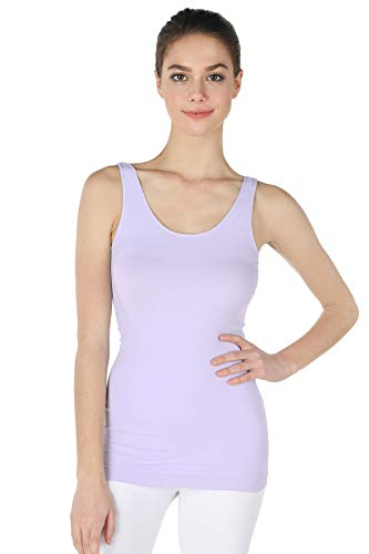 NIKIBIKI Women Seamless Premium Classic Tank Top, Made for sale  Delivered anywhere in USA