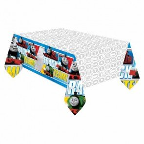 American Greetings Thomas the Tank Plastic Table Cover