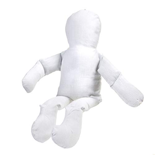 Darice MD05N Muslin Doll Natural 12In -