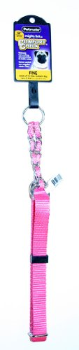 Petmate 303603 Comfort Check Martingale Style Dog Training Collar, Pink, Small, .625 x 9-18 Inches