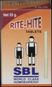 Amazon com: SBL Homeopathy Rite-hite Tablets - | Increase