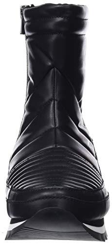 46109 A negro Donna 46109 Pantofole p Stivaletto p Gioseppo Nero q0twF80n
