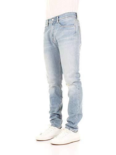 uomo Lav Calvin da Jeans chiaro Klein Pw4qBza