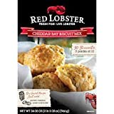 Red Lobster Cheddar Bay Biscuit Mix (11.36 oz) pack of 2