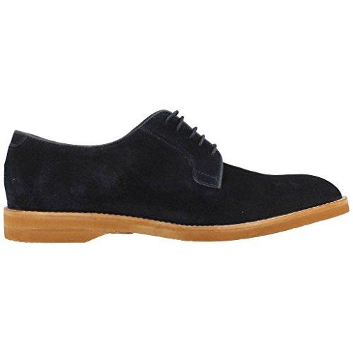 Hombre Hombre Modelo para Marca LOTTUSSE Azul para LOTTUSSE Zapatos Zapatos Color Azul CAMOSCIO Azul 5xzYC1wdq