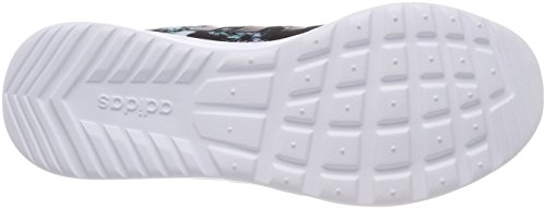 Fitnessschuhe Ftwbla Negbas Racer adidas Negbas QT 000 Schwarz Cloudfoam Damen qAP1w8I
