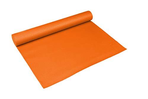 Maha Fitness Yoga Mat, 3 mm, Orange