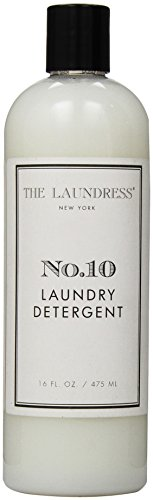 The Laundress - Laundry Detergent, No. 10, Allergen-Free, Non-Toxic Formula, 16 fl oz, 32 washes
