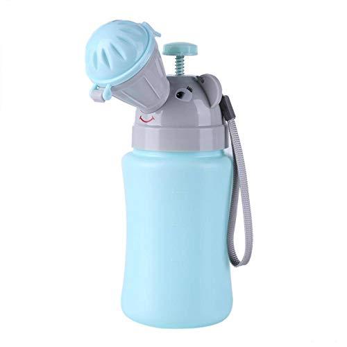 Draagbare urinefles, urinoir voor babymeisjes en jongens, autoreisurinoir, herbruikbaar urinoir