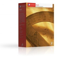 Lifepac Gold Mathmatics Grade 8 Boxed Set