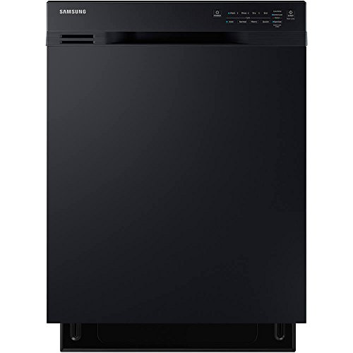 Samsung 24'' Built-In Black Dishwasher by Samsung