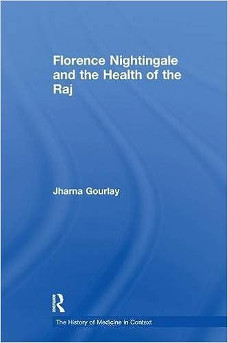 Amazon com: Florence Nightingale and the Health of the Raj
