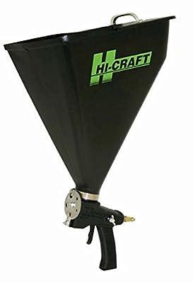 Kraft Tool HC501 Hi-Craft Texture Gun and Hopper