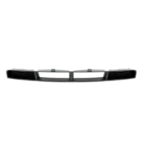 CarPartsDepot Front Bumper Lower Grille Black Plastic Non California Package 363-18123-10 FO1036114 7R3Z17K945BA