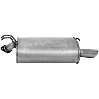 Walker Exhaust 53630 Quiet-Flow SS Muffler Direct Fit