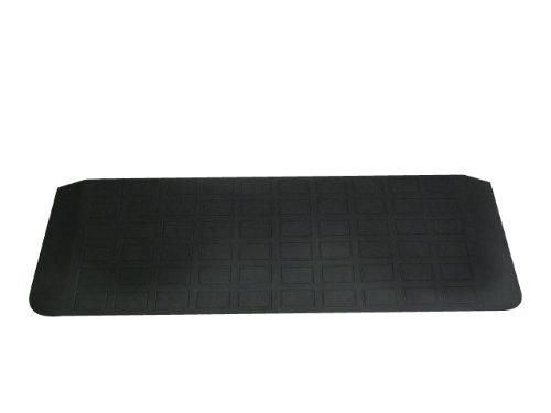 EZ Edge Ramp Size: 2'' H x 72'' W x 24'' D