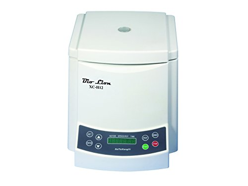 Microhematocrit Centrifuge - Bio Lion Centrifuge, XC-H12, 12,000 rpm, 24 x 75 mm capillary tube rotor - Microhematocrit